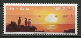 Namibia Mi# 1002 Postfrisch/MNH - Millenium Stamp 31.12.1999 - Namibia (1990- ...)