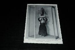 14225         LOURDES,  MUSEE PYRENEEN, LA MARRAINE DE LA MARIEE, VALLEE D'OSSAU, LE PRESENT - Lourdes