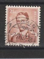 COB 1028 Oblitération Centrale THUIN - 1953-1972 Lunettes