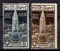 Italie YT N° 93/94 Neufs ** MNH. TB. A Saisir! - 1900-44 Vittorio Emanuele III