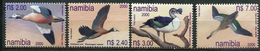 Namibia Mi# 1005-8 Postfrisch/MNH - Fauna Birds - Namibia (1990- ...)