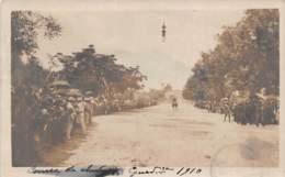 MEXIQUE MEXICO - Carte Photo - GUADALAJARA - Course De Chevaux 1910 - Mexico