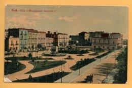 Bari - Villa E Monumento Umberto I - Bari