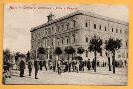 Bari - Camera Di Commercio - Poste E Telegrafi - Bari