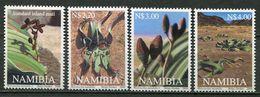 Namibia Mi# 1023-6 Postfrisch/MNH - Flora - Namibia (1990- ...)