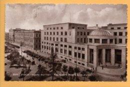 Bari - Piazza Cesare Battisti - Palazzo R. Poste E Telegrafi - Bari