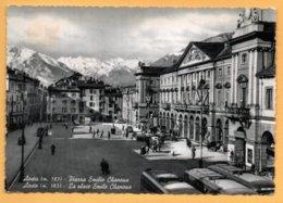 Aosta - Piazza Emilio Chanoux - Aosta
