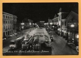 Aosta - Piazza Emilio Chanoux - Notturno - Aosta