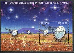 Namibia Mi# Block 54 Postfrisch/MNH - Space Telescope - Namibia (1990- ...)