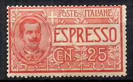 Italie Expres YT N° 1 Neuf ** MNH. TB. A Saisir! - Express Mail