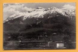 Aosta - Stabilimenti Ansaldo - Aosta