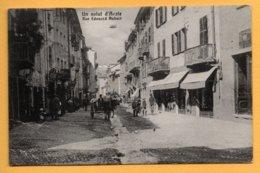 Un Salut D'Aoste - Rue Edouard Aubert - Aosta