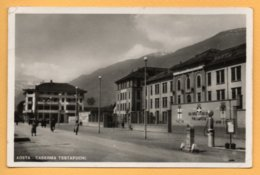Aosta - Caserma Testafochi - Aosta