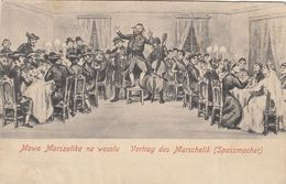 Mowa Marszelika , Jüdische Hochzeit , Jewish Wedding , Mariage Juif - Jodendom