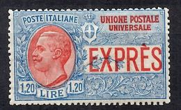 Italie Expres YT N° 11 Neuf ** MNH. TB. A Saisir! - 1900-44 Victor Emmanuel III