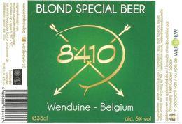Bieretiketten België 05-2410 - Beer