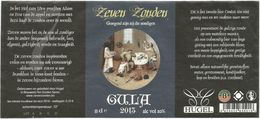 Bieretiketten België 05-2411 - Beer