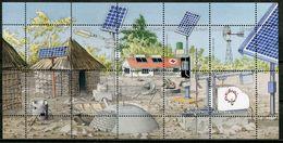 Namibia Mi# 1041-50 Postfrisch/MNH - Renewable Energy Sources - Namibia (1990- ...)