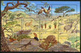 Namibia Mi# 1051-60 Postfrisch/MNH - Fauna - Namibia (1990- ...)