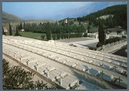 °°° Cartolina - Mignano Montelungo Cimitero Militare Italiano Nuova °°° - Caserta