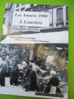 Histoire Locale/Normandie/LOUVIERS /Les Années 1900/ Cartes Postales Anciennes/Letourneur/Page De Garde/1998 LIV188 - History