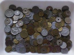 Vend 1Kg De Monnaies En Vrac, Pièces Non Nettoyées. - Francia