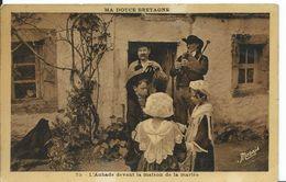MA DOUCE BRETAGNE ......L' AUBADE DEVANT LA MAISON DE LA MARIÉE - Music