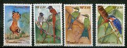 Namibia Mi# 1073-6 Postfrisch/MNH - Fauna Birds - Namibia (1990- ...)