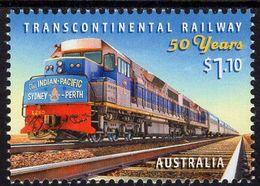 Australia - 2020 - Transcontinental Railway - 50 Years - Mint Stamp - 2010-... Elizabeth II