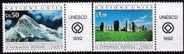 UNO-Genf, 1992, 210/11,  MNH **, UNESCO-Welterbe. - Geneva - United Nations Office