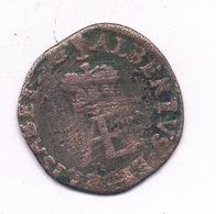 DOUBLE DENIER 1607 (albrecht & Isabel) SPAANSE NEDERLANDEN  BELGIE /4282/ - Bélgica