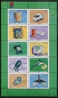 Namibia Mi# 1082-91 KLB I Postfrisch/MNH - Postal Service - Namibia (1990- ...)