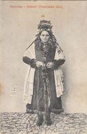 Nimnica , Puchov , Sochan , Kroje  ,  Nr.136, Vyd.1913 - Slovakia