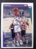 NBA - UPPER DECK 1997 - BUCKS - TYRONE HILL - Singles (Simples)
