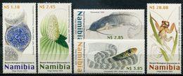 Namibia Mi# 1097-1101 Postfrisch/MNH - Flora Fauna - Namibia (1990- ...)