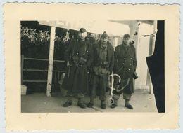 Guerre D'Algérie. Militaria. Militaires. Soldats. Mohammadia Anciennement Perrégaux. Département D'Oran. 1956. Gare. - Guerra, Militari