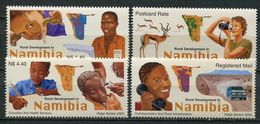 Namibia Mi# 1102-5 Postfrisch/MNH - Rual Development - Namibia (1990- ...)