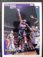 NBA - UPPER DECK 1997 - BUCKS - ERVIN JOHNSON - Singles (Simples)