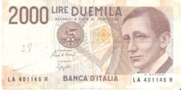 Italia / Italy 1990 - 2000 LIRE, Guglielmo Marconi - 1000 Lire