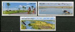 Namibia Mi# 1106-8 Postfrisch/MNH - Water Recourses - Namibia (1990- ...)