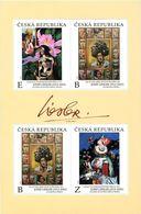 Czech Republic - 2020 - Josef Liesler, Czech Painter, Graphic Artist And Illustrator - Mint Souvenir Sheet - República Checa
