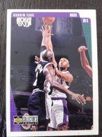 NBA - UPPER DECK 1997 - BUCKS - ANDREW LANG - Singles (Simples)