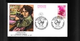 1747  F.D.C  89 Saint-Sauveur En Puissay 02 06 1973   Colette 2131 - 1970-1979
