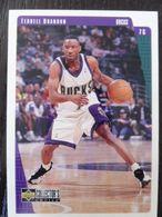 NBA - UPPER DECK 1997 - BUCKS - TERRELL BRANDON - Singles (Simples)
