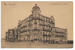 Wenduine   Le Grand  Hotel Et La Dique - Wenduine