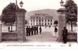 SAINT-ETIENNE LES REMIREMONT  -  Caserne Victor  -  LL 8 - Saint Etienne De Remiremont