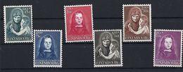 Luxembourg  -  Timbres 1950  Kriegswaisen  Postfrisch  MNH  KW 120 € - Blocs & Feuillets