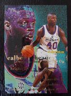 NBA - FLEER 95-96 - BULLETS - CALBERT CHEANEY - Singles (Simples)
