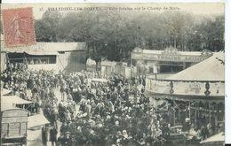 VILLEDIEU LES POÊLES - Fête Foraine Dur Le Champ De Mars ( Manège ) - Villedieu