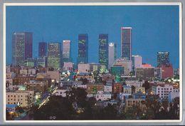 US.- LOS ANGELES, CALIFORNIA. SKYLINE. - Los Angeles